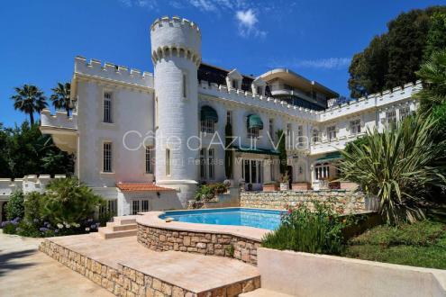 Château / Manoir de luxe à vendre CANNES, 330 m², 5 Chambres