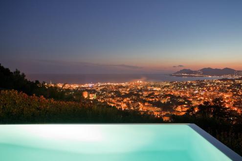 Maison de luxe à louer LE CANNET, 350 m², 7 Chambres