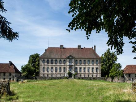 Château / Manoir de luxe à vendre SAINTE FEYRE, 1360 m², 13 Chambres, 2625000€