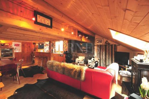 Appartement de luxe à vendre MERIBEL LES ALLUES, 140 m², 1 Chambres