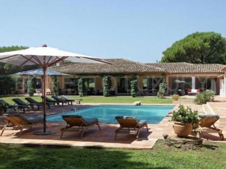 Maison de luxe à vendre SAINT TROPEZ, 650 m², 7 Chambres