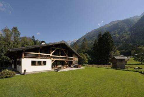 Luxus-Chalet zu vermieten CHAMONIX MONT BLANC, 250 m², 5 Schlafzimmer