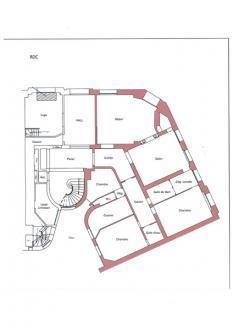 Luxus-Wohnung zu verkaufen PARIS 16E, 160 m², 3 Schlafzimmer