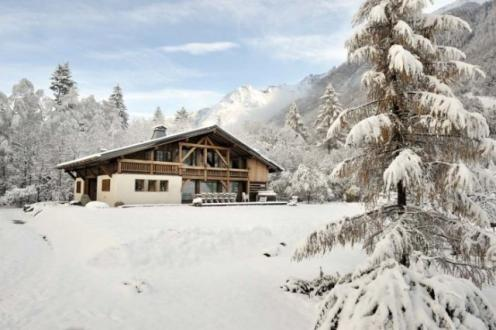 Luxury Chalet for rent CHAMONIX MONT BLANC, 250 m², 5 Bedrooms,