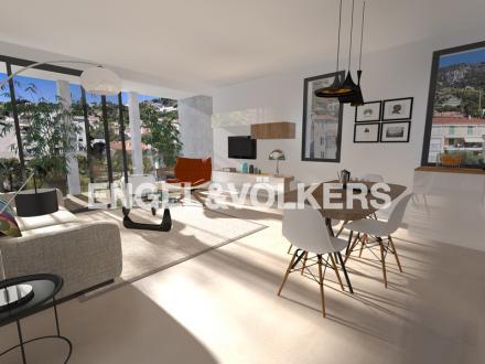 Appartement de luxe à vendre BEAULIEU SUR MER, 174 m², 4 Chambres