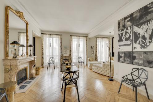 Appartamento di lusso in affito PARIS 7E, 95 m², 1 Camere, 4950€/mese