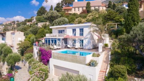 Villa de luxe à vendre CAP D'AIL, 199 m², 5 Chambres