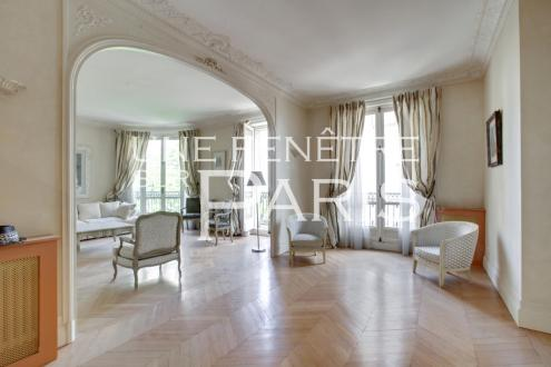 Luxus-Wohnung zu verkaufen PARIS 16E, 255 m², 4 Schlafzimmer
