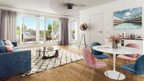 Appartement de luxe à vendre ISSY LES MOULINEAUX, 113 m², 4 Chambres