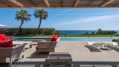 Luxus-Haus zu vermieten RAMATUELLE, 400 m², 6 Schlafzimmer,