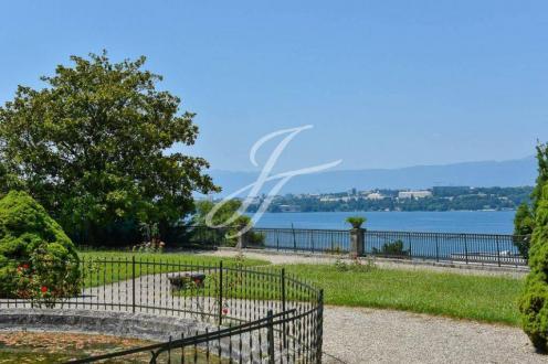 Luxus-Grundstück zu verkaufen Cologny