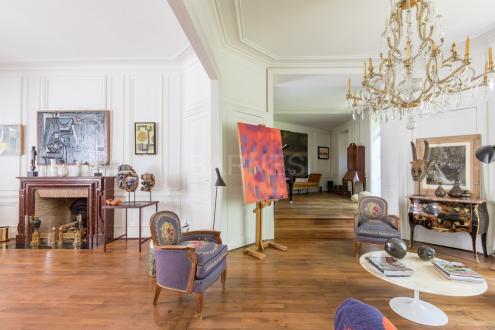 Hôtel particulier de luxe à vendre NANTES, 360 m², 4 Chambres
