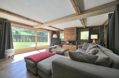 Luxury Apartment for rent MEGEVE, 1 m², 4 Bedrooms,