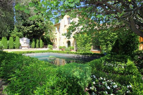 Luxury House for rent AIX EN PROVENCE, 450 m², 7 Bedrooms