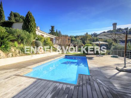 Luxe Villa te koop VALLAURIS, 250 m², 5 Slaapkamers, 3350000€