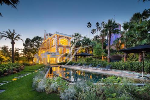 Proprietà di lusso in vendita CANNES, 1200 m², 9 Camere