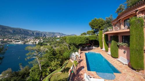 Luxus-Liegenschaft zu verkaufen SAINT JEAN CAP FERRAT, 420 m², 6 Schlafzimmer, 16900000€