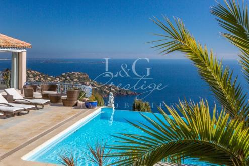Luxury Villa for sale THEOULE SUR MER, 230 m², 3 Bedrooms, €2200000