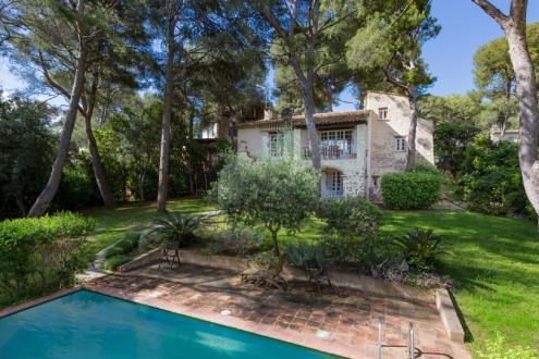 Luxury Property for sale SAINT JEAN CAP FERRAT, 144 m², 4 Bedrooms, €3300000