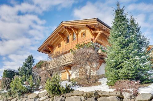 Chalet de luxe à vendre MEGEVE, 126 m², 4 Chambres