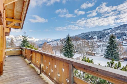 Luxury Chalet for sale MEGEVE, 126 m², 4 Bedrooms, €1690000