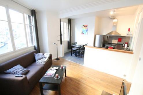 Appartement de luxe à louer PARIS 16E, 49 m², 1 Chambres