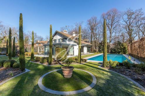 Luxus-Liegenschaft zu verkaufen Vandoeuvres, 675 m², 5 Schlafzimmer