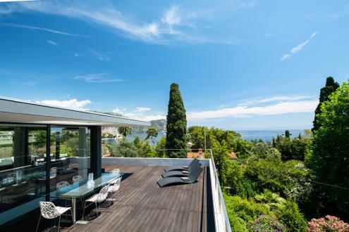 Luxury House for rent SAINT JEAN CAP FERRAT, 300 m², 5 Bedrooms,