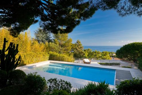 Luxury House for rent SAINT JEAN CAP FERRAT, 190 m², 4 Bedrooms,
