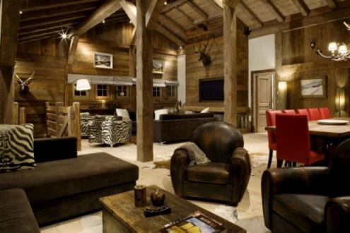 Luxury Chalet for rent CHAMONIX MONT BLANC, 463 m², 5 Bedrooms
