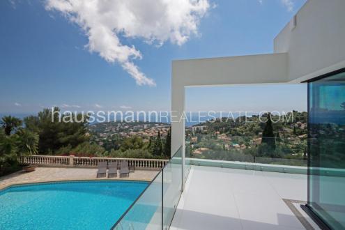 Maison de luxe à louer ROQUEBRUNE CAP MARTIN, 450 m², 4 Chambres