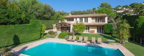 Luxus-Liegenschaft zu verkaufen LA COLLE SUR LOUP, 230 m², 4 Schlafzimmer, 1800000€