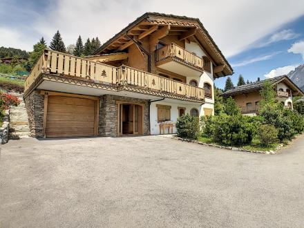 Chalet de luxe à vendre Gryon, 200 m², 4 Chambres, 2100000CHF