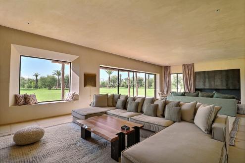 Villa de luxe à vendre MARRAKECH, 800 m², 5 Chambres, 2600000€