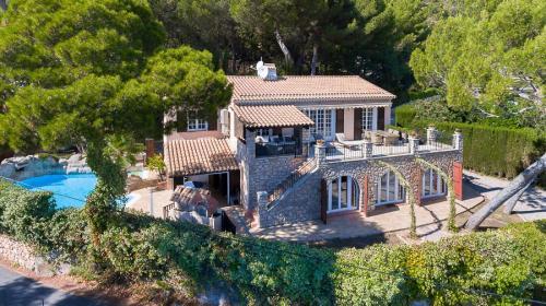 Luxury House for rent LA TURBIE, 5 Bedrooms,