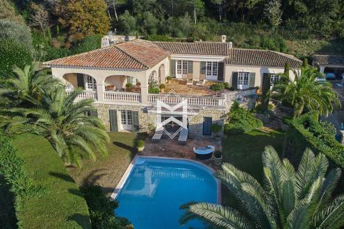Villa de luxe à vendre LE CANNET, 330 m², 6 Chambres