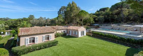 Propriété de luxe à vendre SAINT TROPEZ, 384 m², 8 Chambres