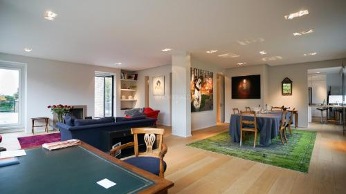 Appartement de luxe à vendre UCCLE, 200 m², 2 Chambres