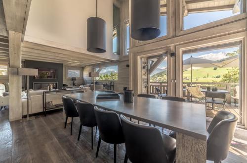 Luxury Chalet for rent COMBLOUX, 1 m², 5 Bedrooms,
