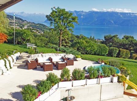 Luxus-Haus zu verkaufen Belmont-sur-Lausanne, 680 m²