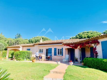 Villa de luxe à vendre LA CROIX VALMER, 200 m², 5 Chambres, 1490000€