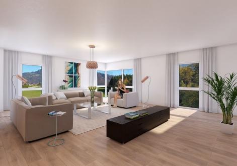 Luxus-Wohnung zu verkaufen Bulle, 170 m²