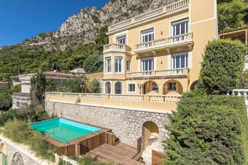 Villa de luxe à vendre BEAULIEU SUR MER, 295 m², 6 Chambres