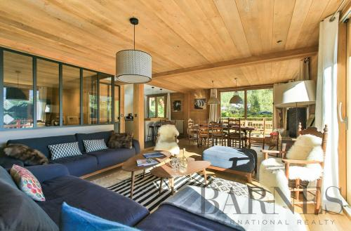 Luxus-Chalet zu vermieten CHAMONIX MONT BLANC, 1 m², 6 Schlafzimmer