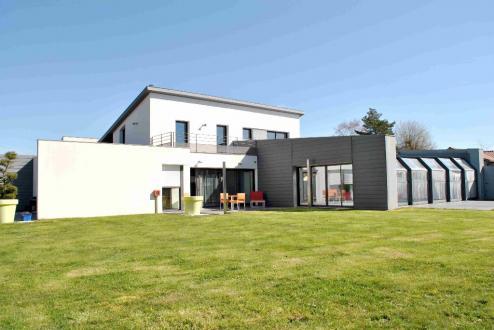 Maison de luxe à vendre NANTES, 275 m², 3 Chambres