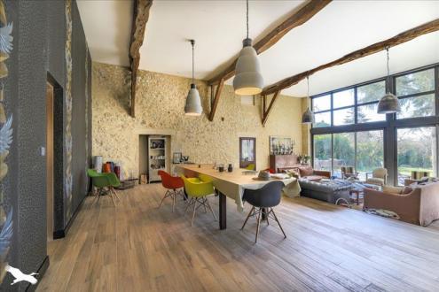 Luxus-Haus zu verkaufen PUJOLS, 483 m², 7 Schlafzimmer, 759200€