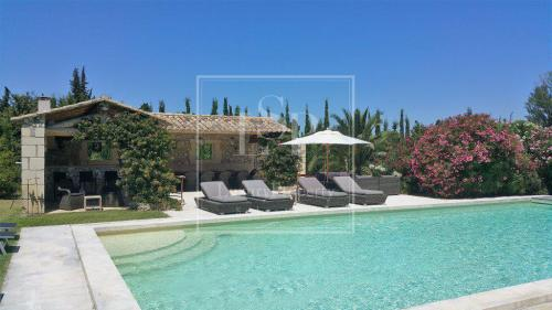 Luxury House for rent SAINT REMY DE PROVENCE, 420 m², 7 Bedrooms