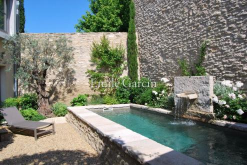 Luxury House for rent CABRIERES D'AVIGNON, 2 Bedrooms,