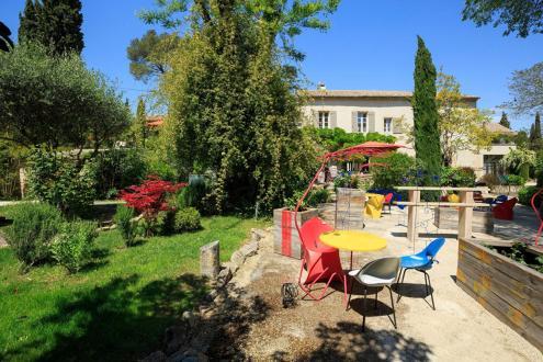 Luxury House for rent SAINT REMY DE PROVENCE, 700 m², 8 Bedrooms