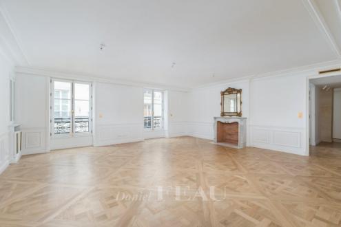 Luxus-Wohnung zu verkaufen PARIS 7E, 128 m², 3 Schlafzimmer, 3490000€